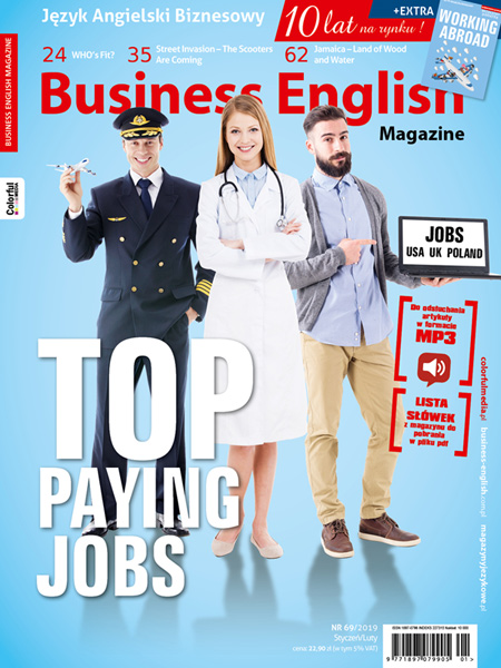 Archiwum Business English Magazine