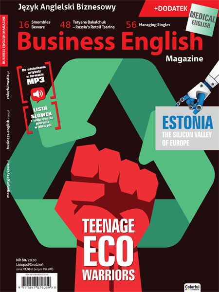 Business English Magazine nr 80