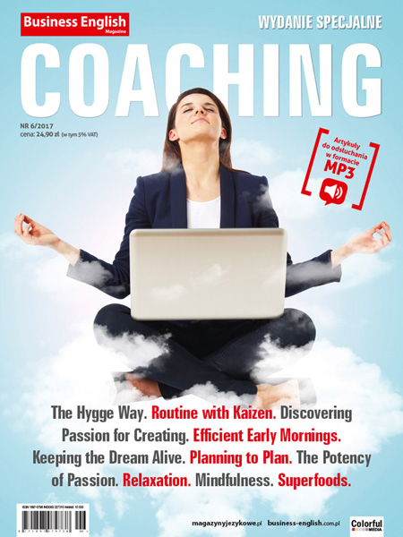 Business English Magazine wydanie specjalne: Coaching